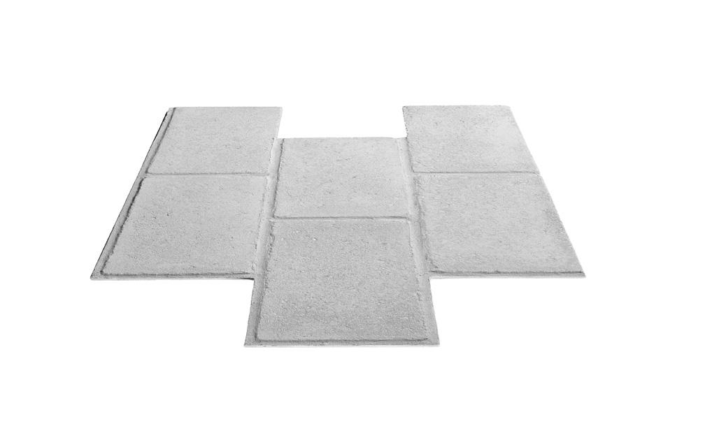 Cinder Block Faux Wall Panels Interlock Texture Panels