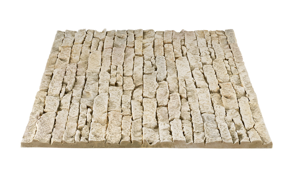 Stacked Stone Standard - Cream Frost