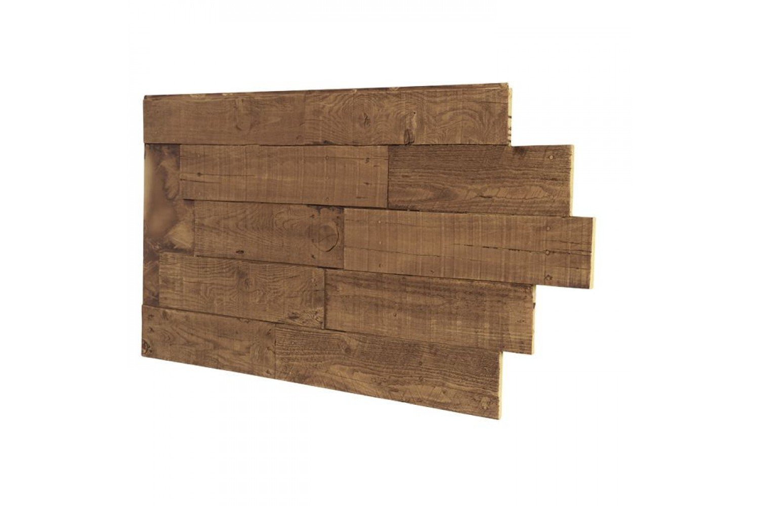 Pallet Deconstructed Cedar angled view