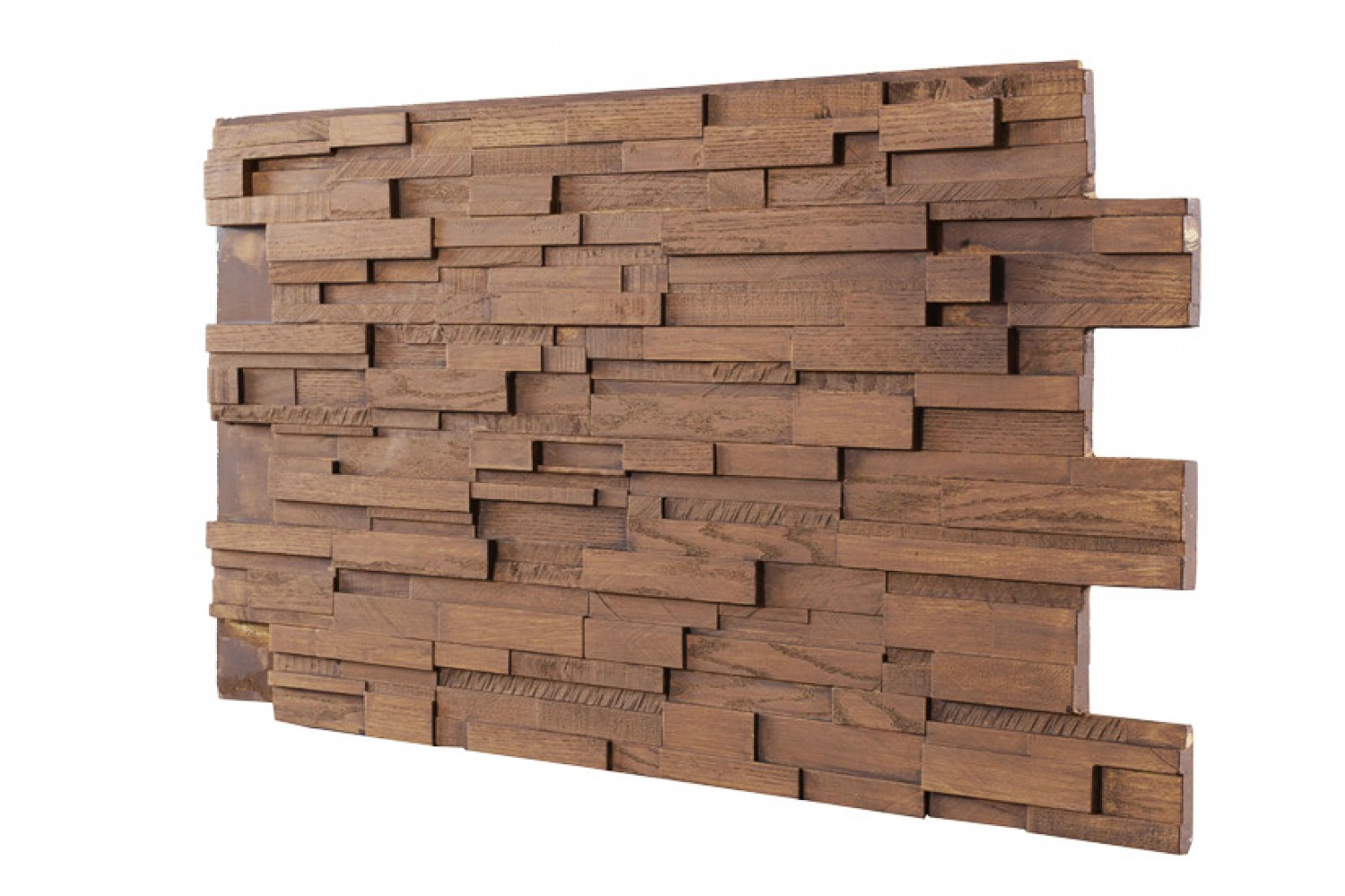 Timber Reclaimed Modern Select Faux Wall Panels Standard