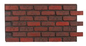 Antique Select Brick Faux Wall Panels Interlock