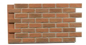 Rustic Brick Faux Wall Panel Interlock
