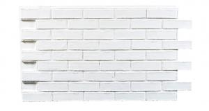 Smooth Brick Faux Wall Panels Interlock