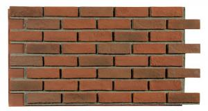 Tumbled Select Brick Faux Wall Panels Interlock
