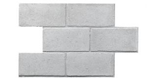 Cinder Block Interlock